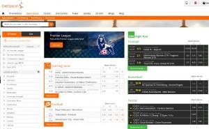 Betsson Sportsbook